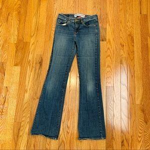 5/25 Denizen From Levi's Boot Cut Jeans